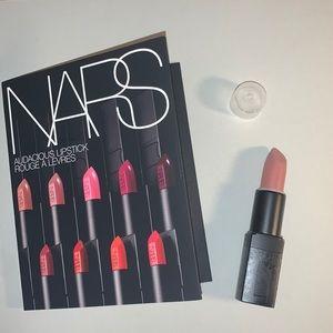 Cruising Nars Lipstick + 8x Audacious Sample Card